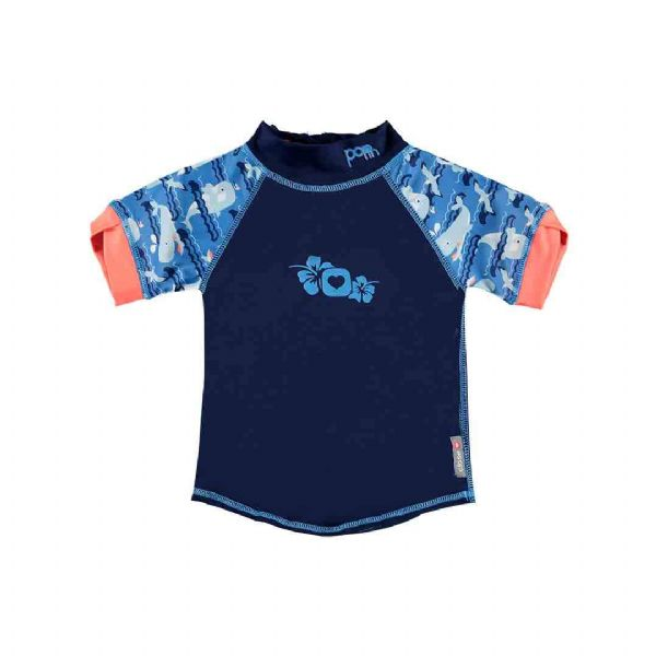 **New Prints** - Close Parent Swim Rash Vest